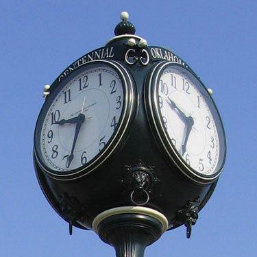 Image of upgrade your Centennial Clock